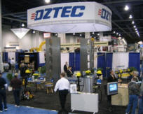 Oztec Trade Show